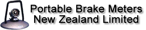 Portable Brake Meters New Zealand Limited
